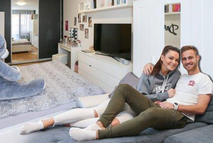 Jak bydlí modelka Nikol Švantnerová? Projděte si její byt za 4,5 milionu