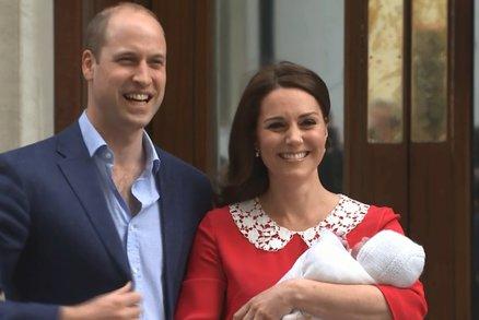 Královský porod: Co teď čeká Kate a malého prince a kdy budou křtiny?