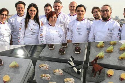 Čeští kuchaři vyhráli mezinárodní klání. Připravili lososa, roštěnou i kokosové pyré