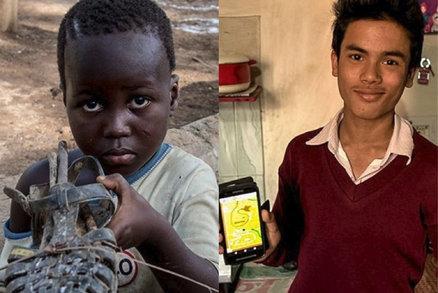 Oblíbené hračky dětí, které žijí v bídě, i těch žijících v luxusu: Jak vypadají?