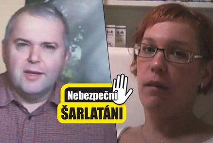 """Šarlatáni brali statisíce z EU. Centrum """"vykadění rakoviny"""" podpořil i Brusel"""