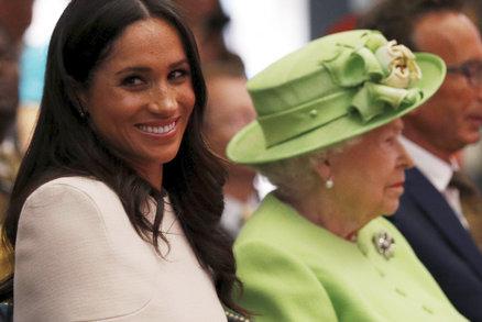 Meghan podstoupila utajený obřad! Královská rodina chtěla vše ututlat