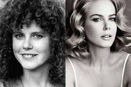 Celebrity na síti: Nicole Kidman oslavila 51. narozeniny, Kohoutová ukázala sexy křivky