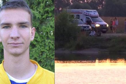 Táta fotbalisty Honzy (†18) se obul do záchranářů: Syn mohl žít!