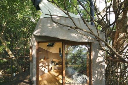 Úžasné místo pro relaxaci? Čajový dům na 300 let starém kafrovníku