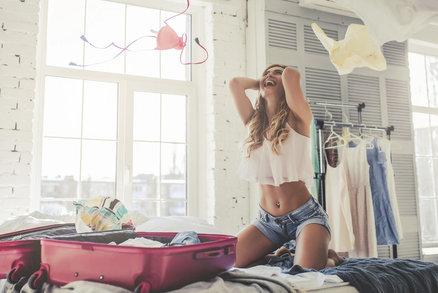 Co si sbalit na dovolenou? Stačí vám těchto 10 věcí!