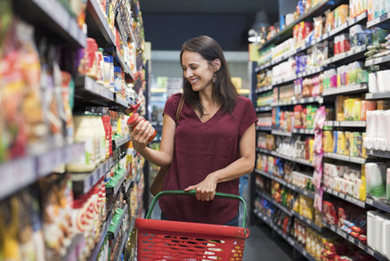 Na co si dát pozor při nákupu jídla? Sledujte pečlivě etikety!