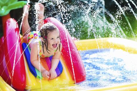Nejlepší nafukovací bazény, bez kterých se v létě neobejdete. Vyberte si!