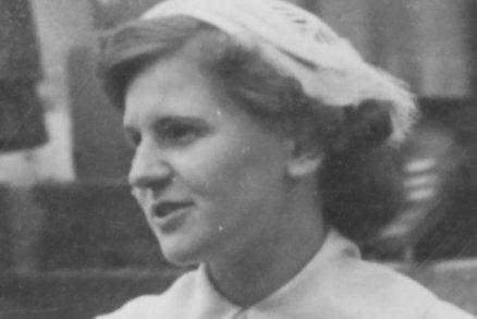 Eva Žárská: Její rodiče se po válce ujali židovské holčičky