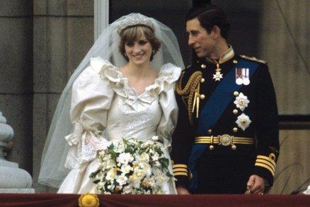 Diana a Charles: Celý život ji podváděl a nespali spolu od narození Harryho