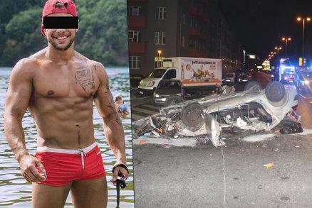 Tanečník Matej, kterého po nehodě oživovali policisté, zemřel. Přítelkyně mu poslala dojemný vzkaz