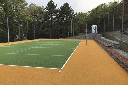 Sportování v moderním: V Horních Počernicích přes léto zrekonstruovali čtyři sportoviště