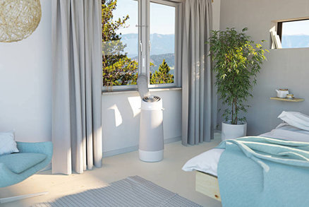 Mobilní klimatizace udělá z vašeho bytu oázu. Vyberte si z modelů v galerii