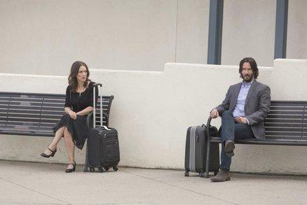 Winona Ryder a Keanu Reeves se vzali přímo během natáčení