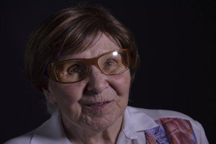 Vlasta Klačanská: Její rodina ukrývala partyzána, kterému nacisté zabili dívku