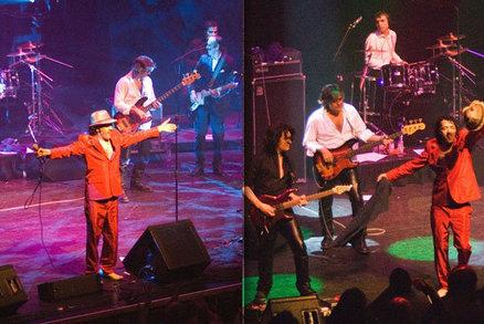 Do hudebního nebe odešel rockový zpěvák Rachid Taha. Pár dní před narozeninami dostal infarkt