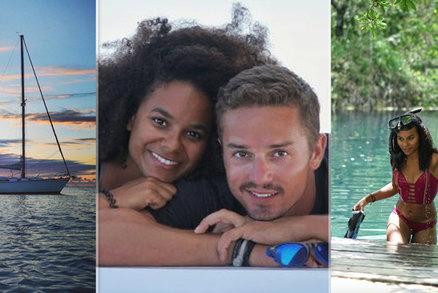 Nechali královský plat i kariéru za sebou a koupili si jachtu: Dnes si vydělávají jako cestovatelé