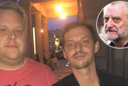 Syn zesnulého architekta Bořka Šípka: Ukázal svého přítele