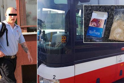 Skandální odhalení pražské policie: Chytili zfetovaného řidiče MHD, chystal se odvézt cestující do zoo