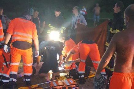Ochlazení ve vodě ho stálo život, muž se utopil v Brněnské přehradě
