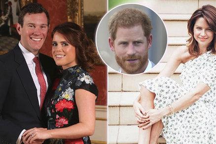 Princezna Eugenie před svatbou hubne: S dietou jí pomáhá Češka, která radila i princi Harrymu