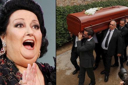 Pohřbili ji k rodičům: Poslední rozloučení s Montserrat Caballé