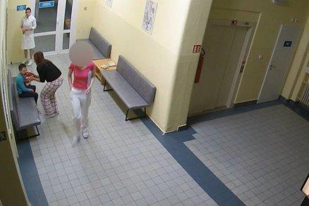 Neuvěřitelné záběry lékařky z Pardubic: Adámka (10) nechala krvácet a šla dál! Upadl do kómatu a má poškozený mozek! POMOZTE MU