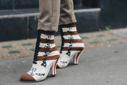 Podzimní inspirace: Tyto boty vládnou světovým metropolím!