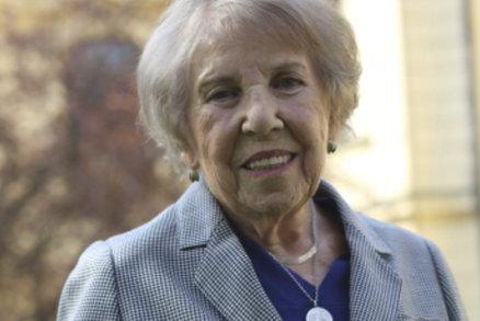 O jejím životě rozhodl Mengele. Rodinu jí vyvraždili v koncentrácích, přežila jen sestra