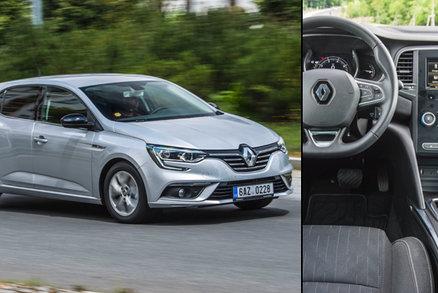 Test nového Renaultu Mégane: Svěží vítr pod kapotou