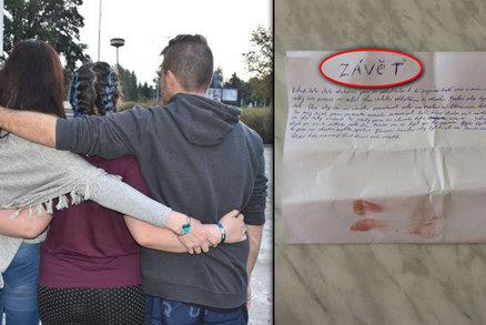 Sebevražda je velký čin, napsala Anička a pokusila se zabít: Dva muži ji zneužili na sociálních sítích