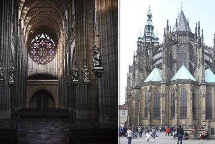 Odhalení vzhledu nových varhan Chrámu sv. Víta: Má to být šperk, co skvěle padne