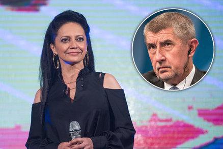 Bílá zrušila vystoupení na poslední chvílí: Odmítla zpívat před Babišem!