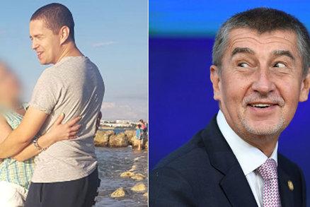 ONLINE Babiš: Syn se zasnoubil s přítelkyní z Krymu, dcera na policii byla