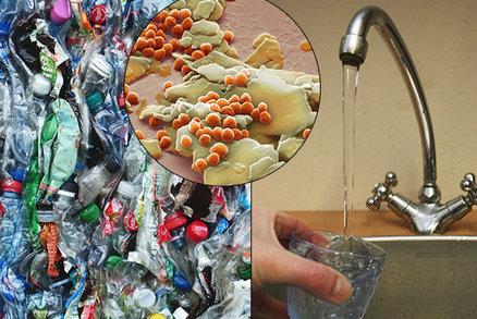 Vodu, pivo a střeva lidem zamořují mikroplasty. Nad zdravím Čechů visí otazník