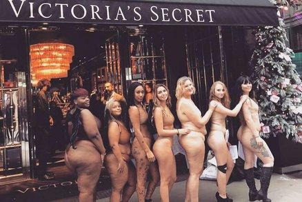 Svlékly se na ulici, i když mají kila navíc: I my si chceme kupovat sexy prádlo!