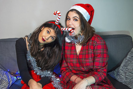 """Celeste a Carmel Buckingham: """"Naše Vánoce nejsou o dárcích, ale hlavně o rodině!"""""""