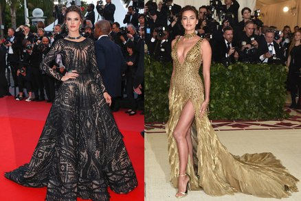 Ty nejkrásnější šaty roku 2018: Kdo oslnil a je hoden následování?