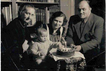 Naděžda Svobodová: Otcova emigrace byla stigmatem pro celou rodinu