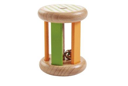 Nebezpečná hračka v Kauflandu: Řetězec stahuje chrastítko, aby děti nespolkly rolničku