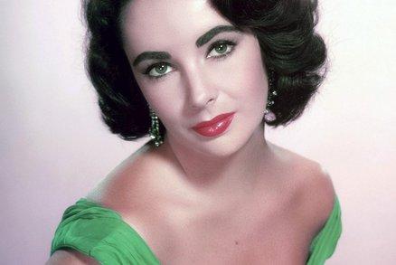 Elizabeth Taylor: Skandalistka a vášnivá žena sedmi mužů. Co radila ženám o lásce?