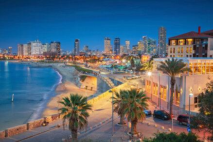 Tel Aviv návštěvníky nadchne plážemi, zábavou pro děti, jídlem i architekturou