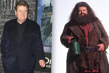 Hagrid z Harryho Pottera na vozíčku? Robbie Coltrane trpí kvůli nepříjemné nemoci!