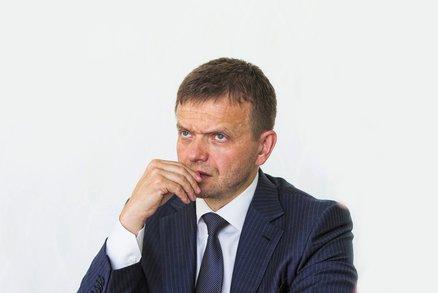 Policie sebrala miliardáře Haščáka. Spolumajitele Penty viní z korupce a praní špinavých peněz
