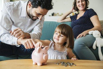 Umí vaše dítě šetřit?