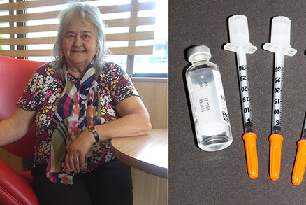 Nebezpečná hypoglykémie: Jako bych byla z hadru, říká Eva! Pacientům hrozí kóma i demence