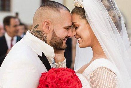 Rytmusova Jasmina se zbavuje svatebních šatů! Co s nimi chce udělat?!