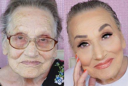 Je jí 82 a Instagram ji miluje! Budete zírat, co s ní dělá její vnučka
