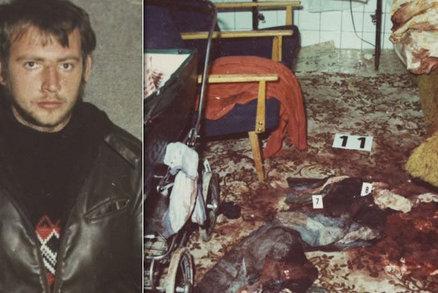 Poslední popravený v Československu: Bestiální vrah Svitek vyřezal těhotné manželce plod z těla