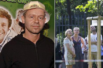 Rok a půl po smrti herce Jaroslava Šmída: Krásné gesto kolegů!